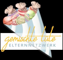 """Logo """"Gemischte Tüte"""" Elternnetzwerk in Düsseldorf"""
